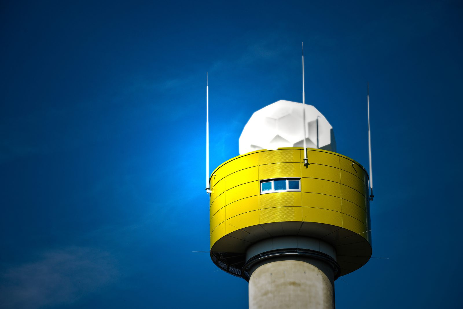 Wetterradarturm, Memmingen