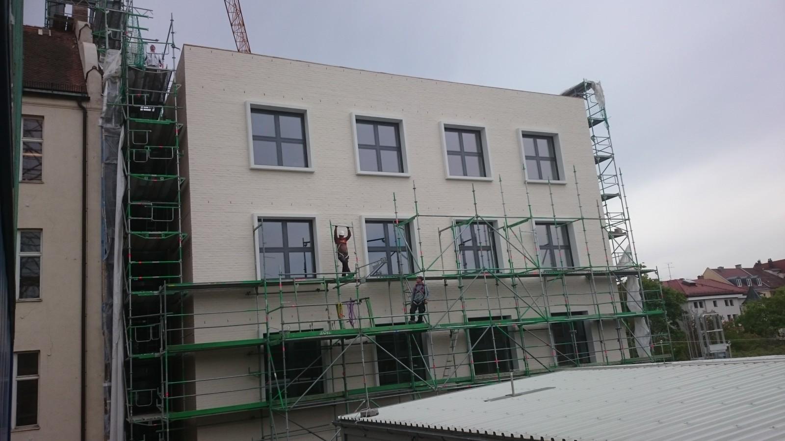 Grundschule Haimhauser Straße, Neubau, München
