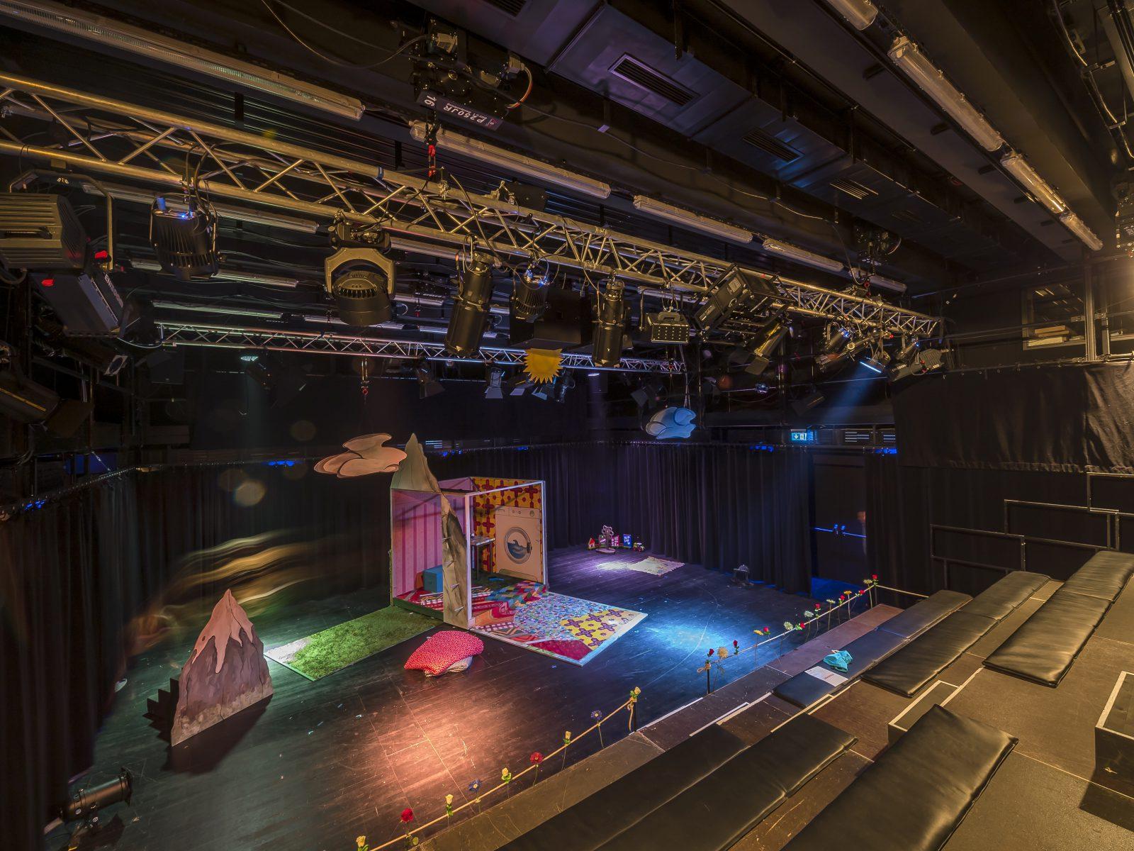 Kinder- und Jugendtheater im Haus der Musik, Regensburg