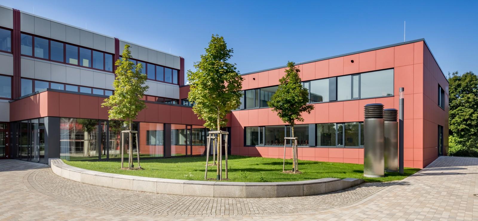 Illertal-Gymnasium, Vöhringen