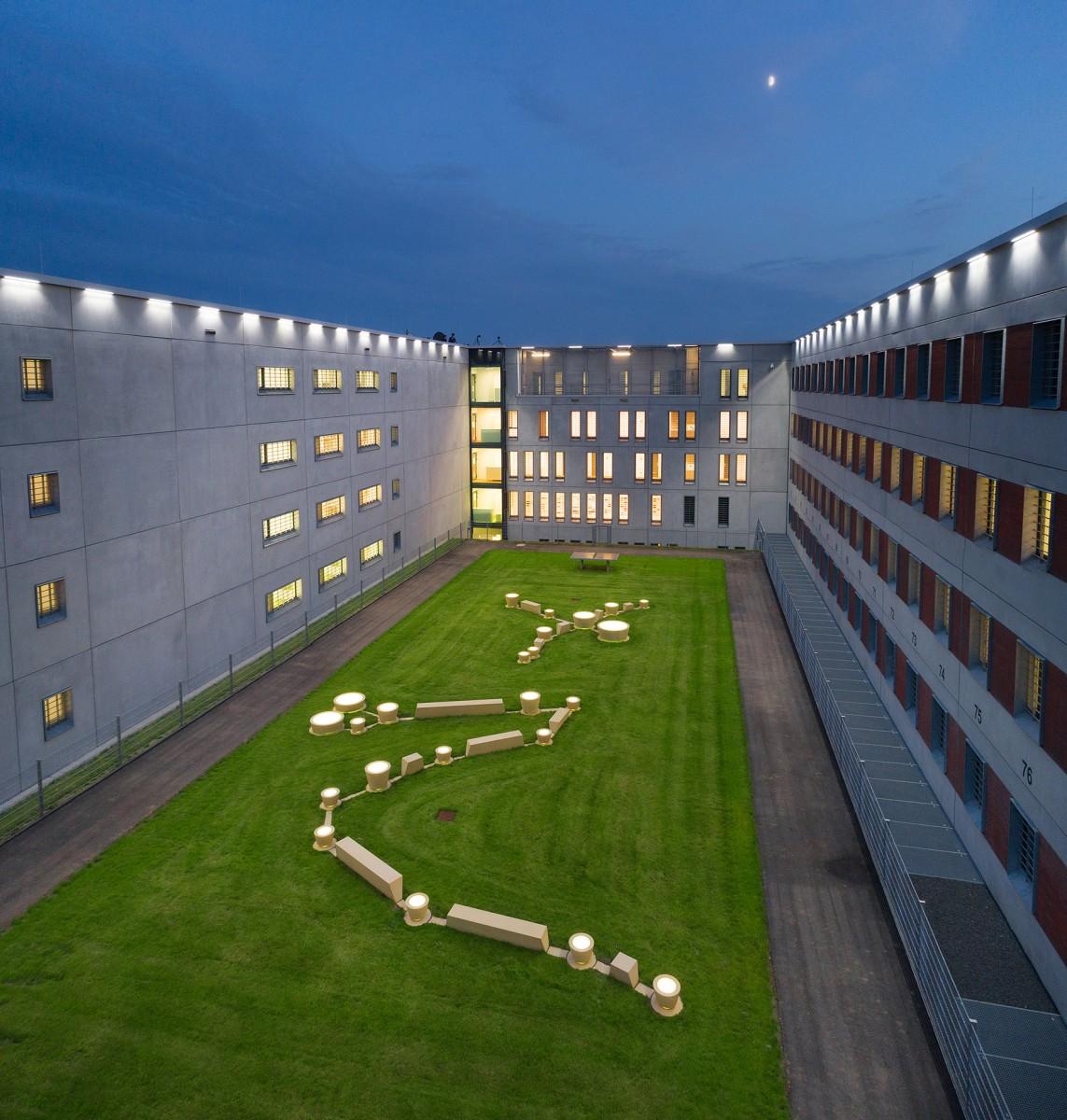 Justizvollzugsanstalt Stuttgart-Stammheim