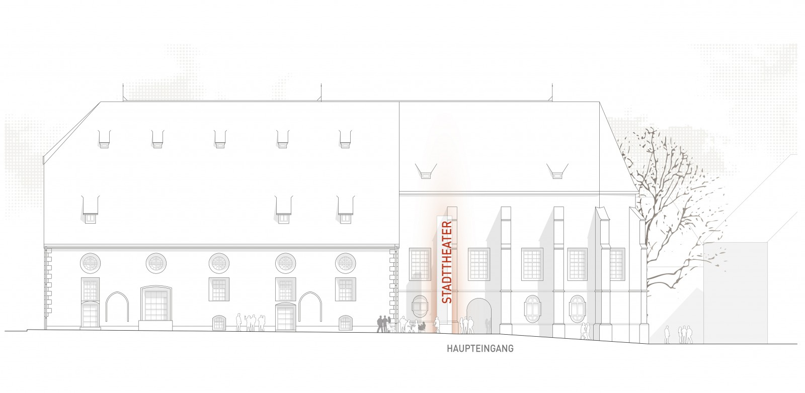 Wettbewerb Stadttheater Amberg