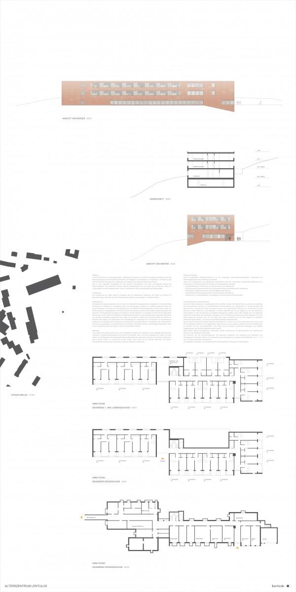 Wettbewerb Bern, Alterzentrum Lentulus