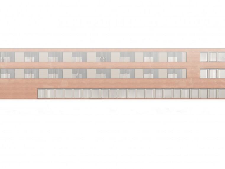 Wettbewerb Bern, Alterszentrum Lentulus