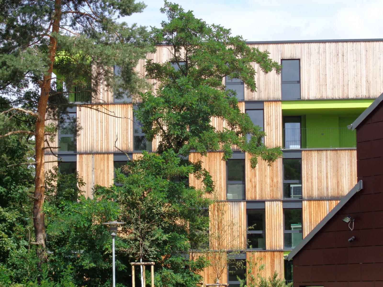 Architektouren 2018, Wohnanlage für Studierende, Campus Süd, Erlangen