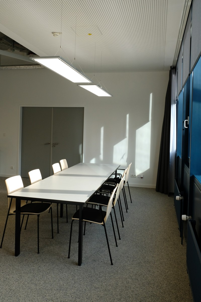 Campus Großhadern, Helmholtz Zentrum Hämatologikum Seminarraum