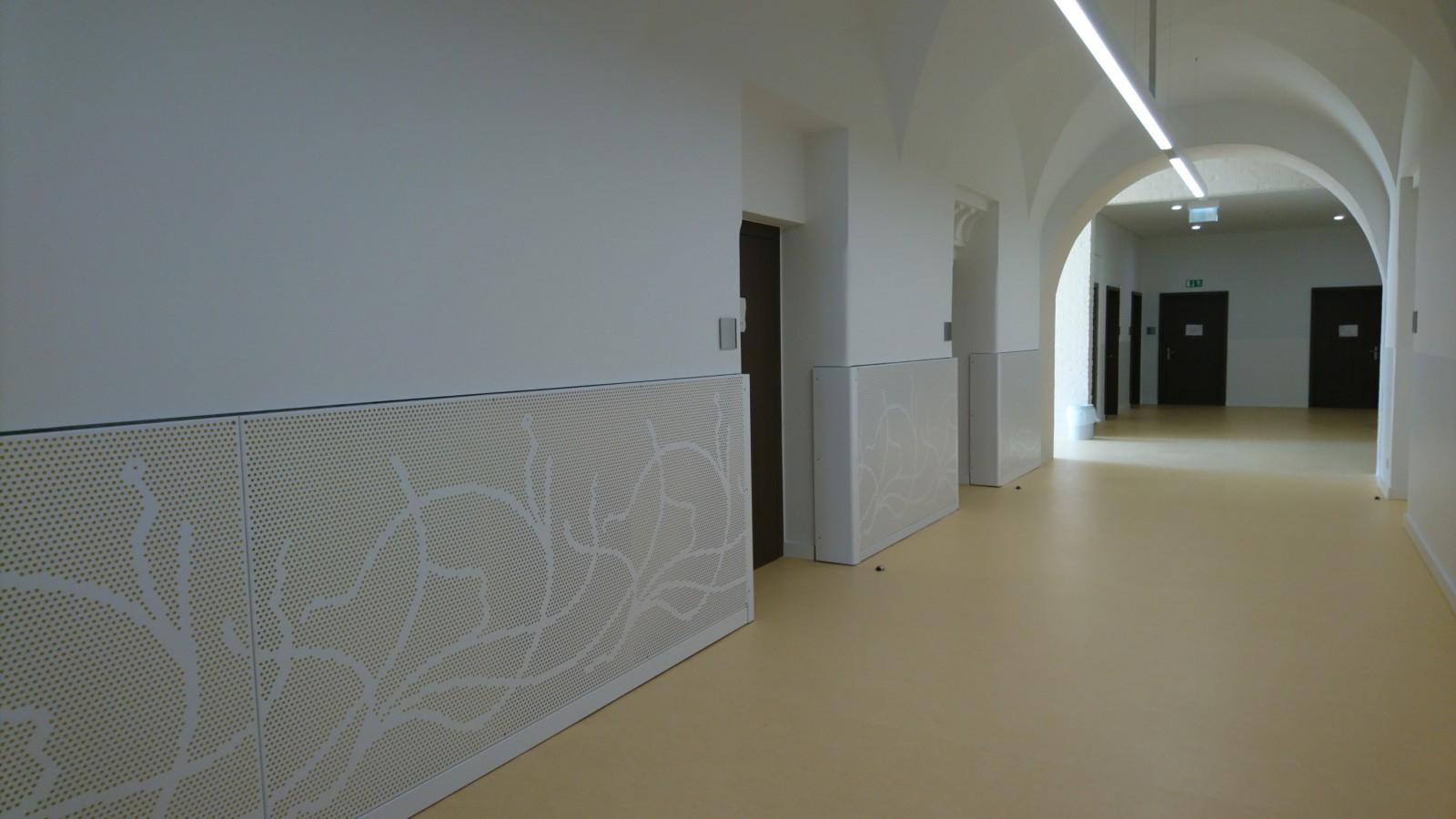 Inbetriebnahme 1. BA Grundschule an der Haimhauser Straße, München