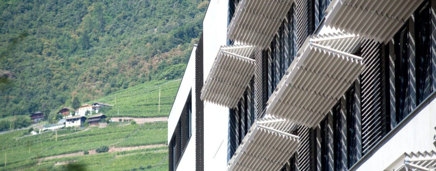 Gymnasium G. Carducci, Bozen, Italien