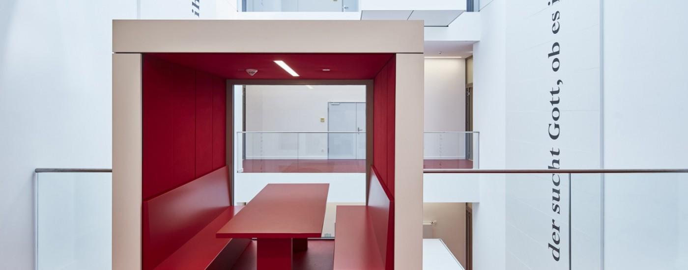 Umbau und Sanierung Edith-Stein-Gymnasium, München