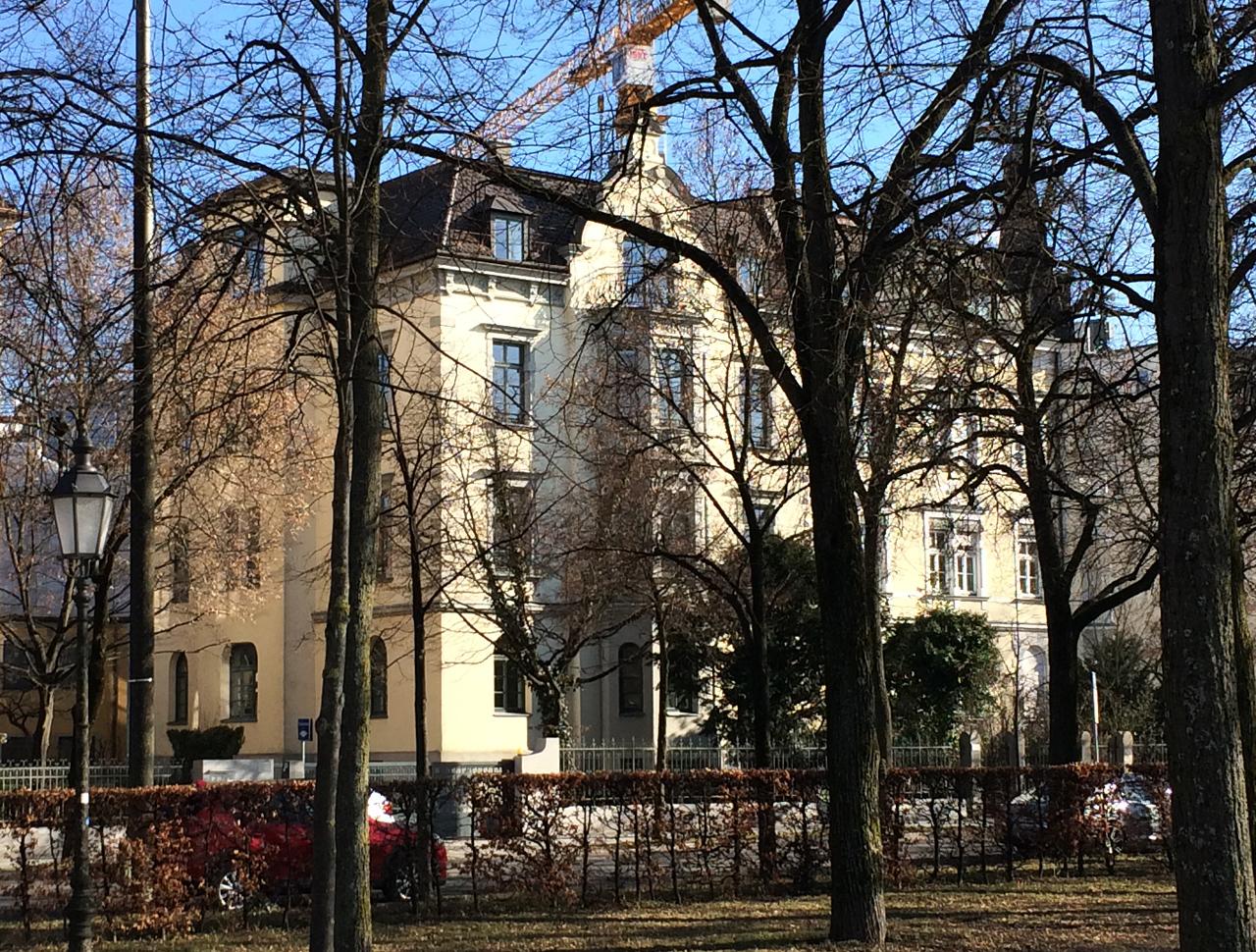 Unser Haus am Bavariaring 27
