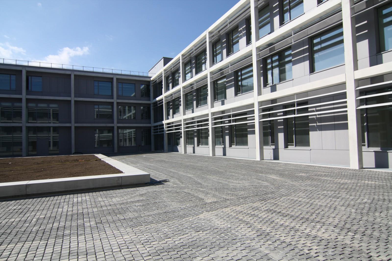 Neubau Lehrsaal- und Funktionsgebäude, Pöcking