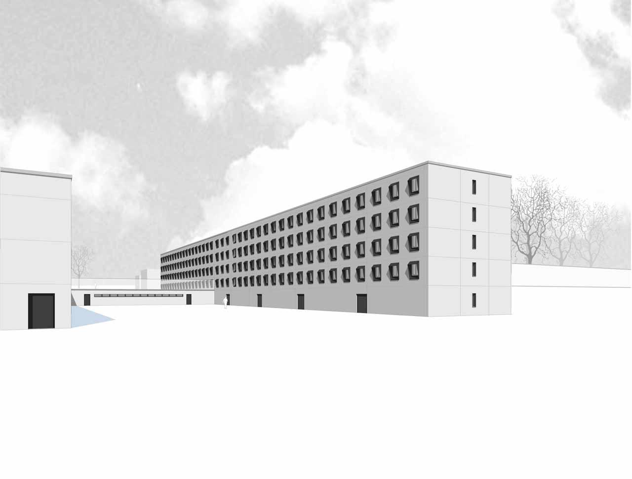 Justizvollzugsanstalt Mannheim, Perspektive