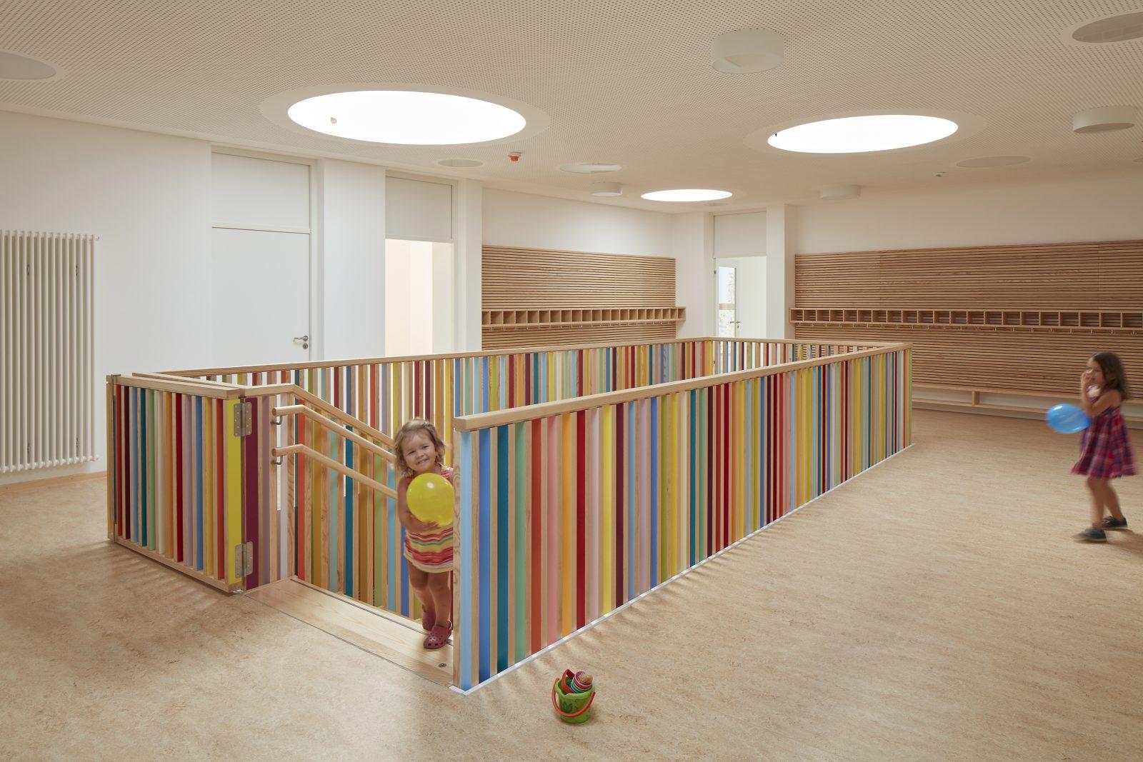 Haus für Kinder, Josef-Obenhin-Straße, München