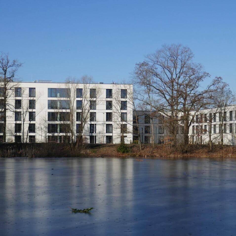 Finanzcampus Ansbach, Gästehäuser