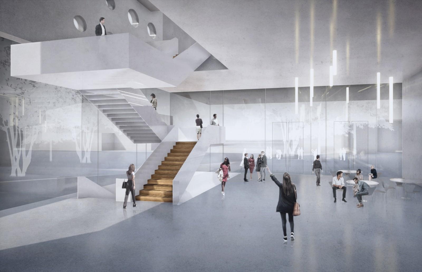 Wettbewerb Theaterhaus Stuttgart 2. Preis