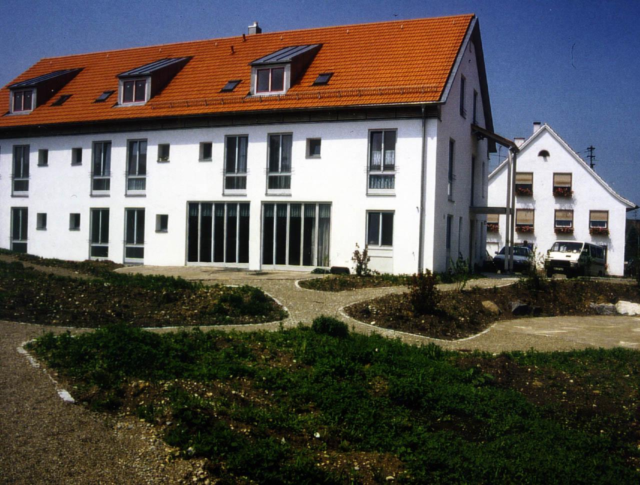 Wohnheim für Behinderte, Lautrach