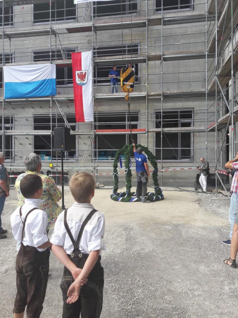 Neubau Lehrsaal- und Funktionsgebäude, GFK, Pöcking