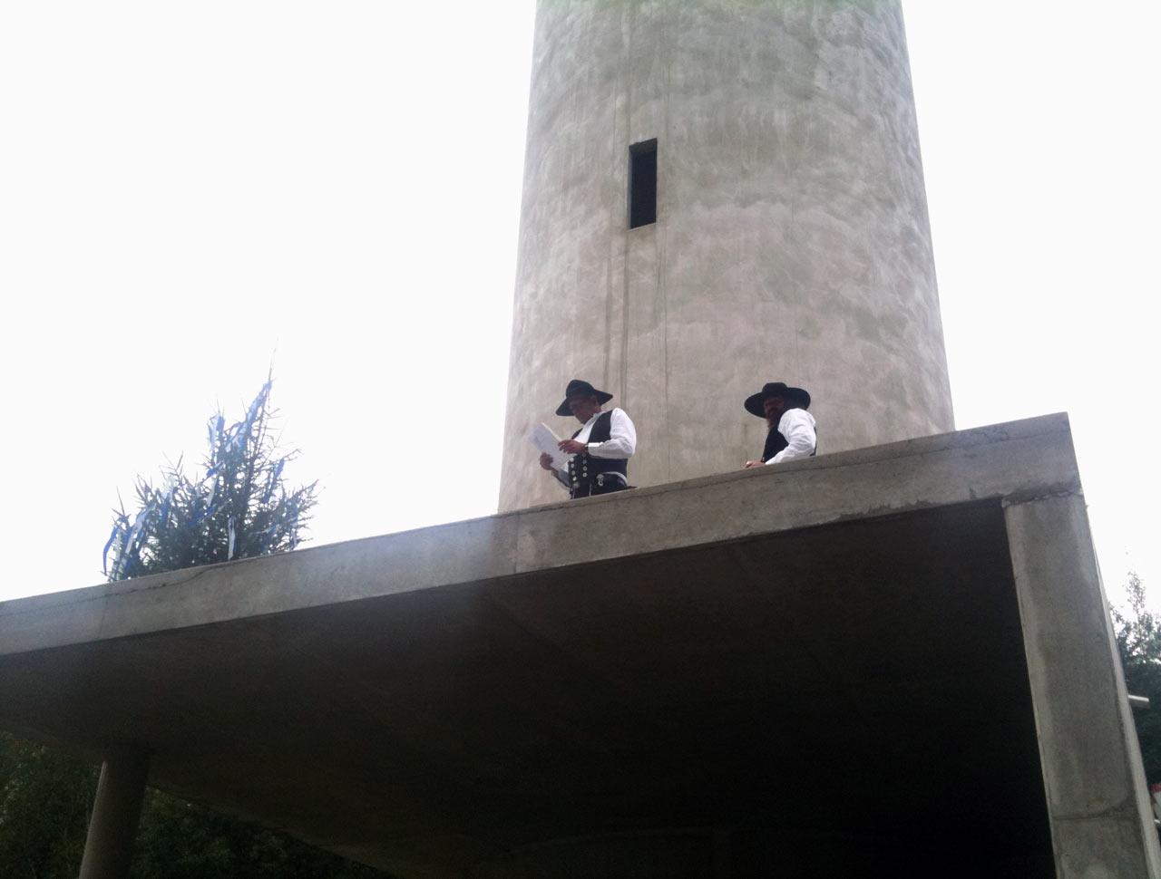 Wetterradarturm Schnaupping