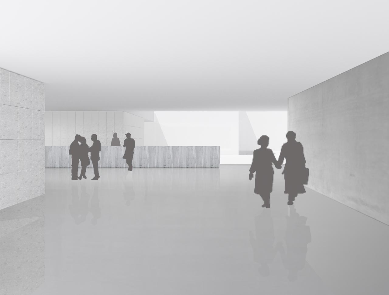 Wettbewerb Galerie der Gegenwart Saarbrücken