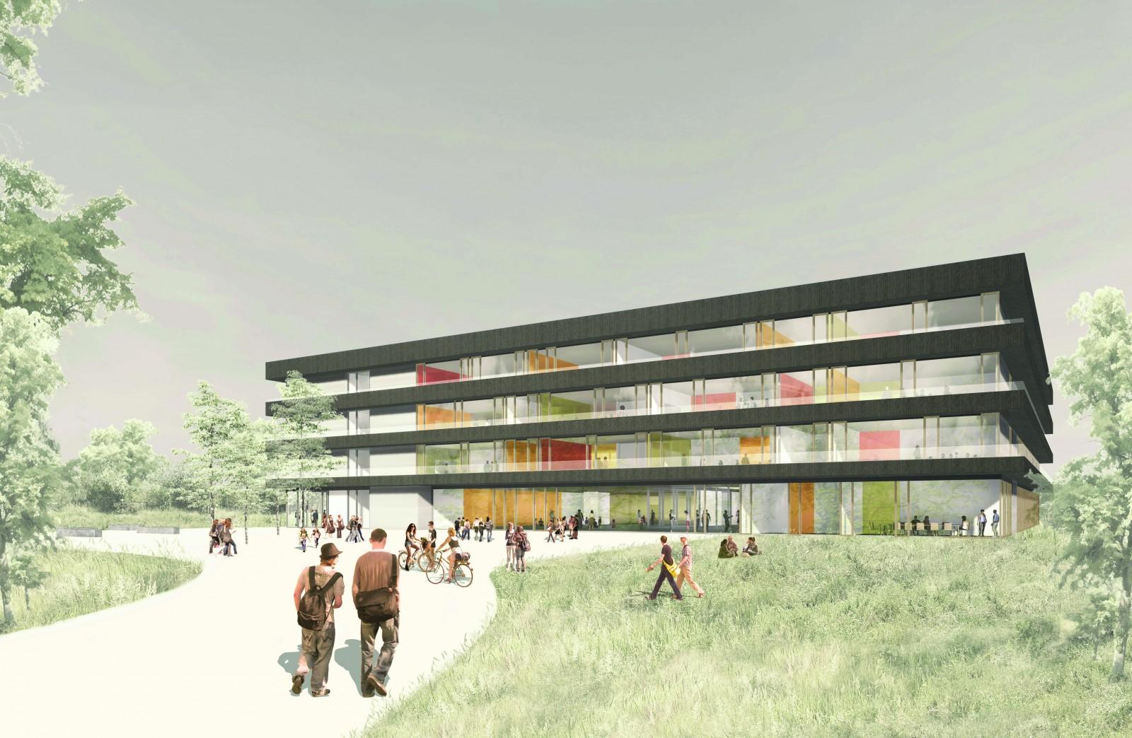 WB Essen, Gymnasium Nord-Ost, Perspektive