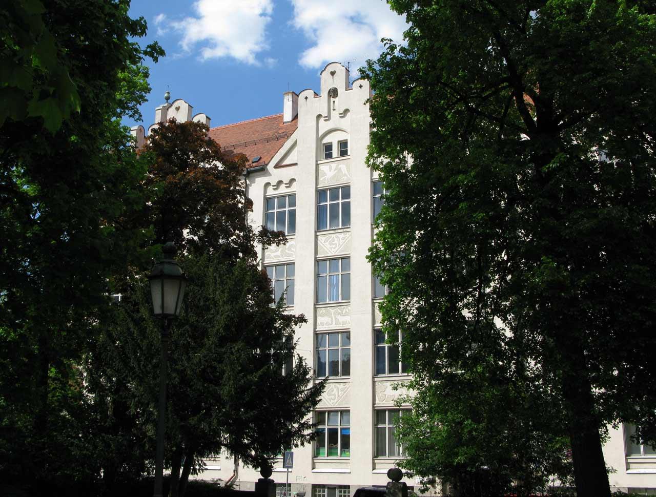 Grundschule Haimhauser Straße, München