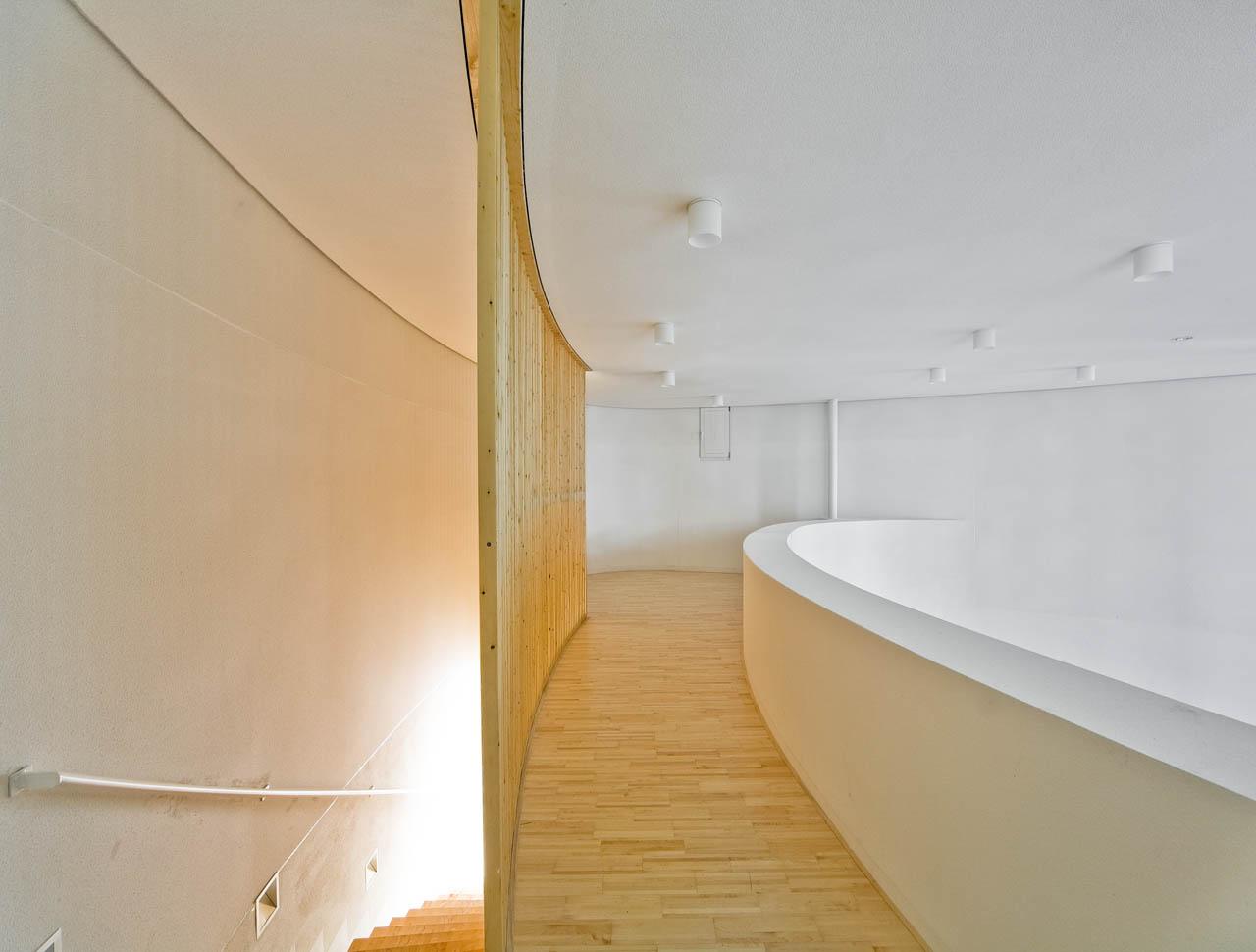 haus der stille campus westend frankfurt am main karlundp architekten m nchen. Black Bedroom Furniture Sets. Home Design Ideas