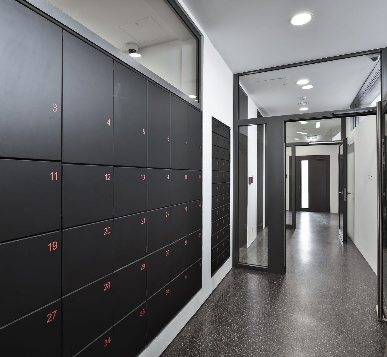 Justizvollzugsanstalt Regensburg, Torwachgebäude