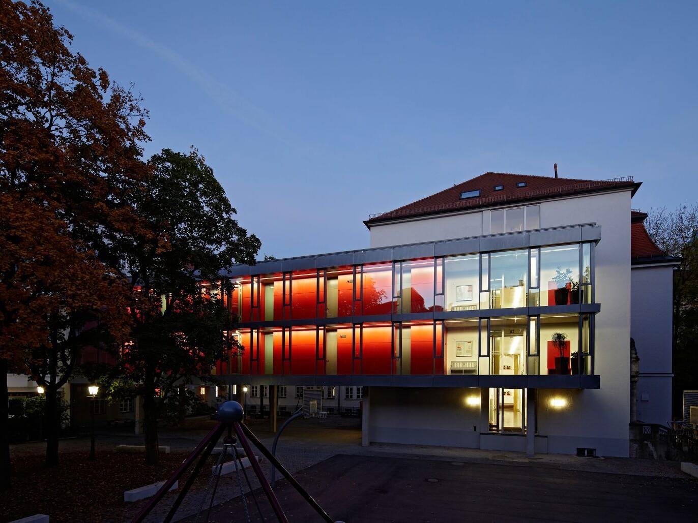 St.-Anna-Gymnasium, München