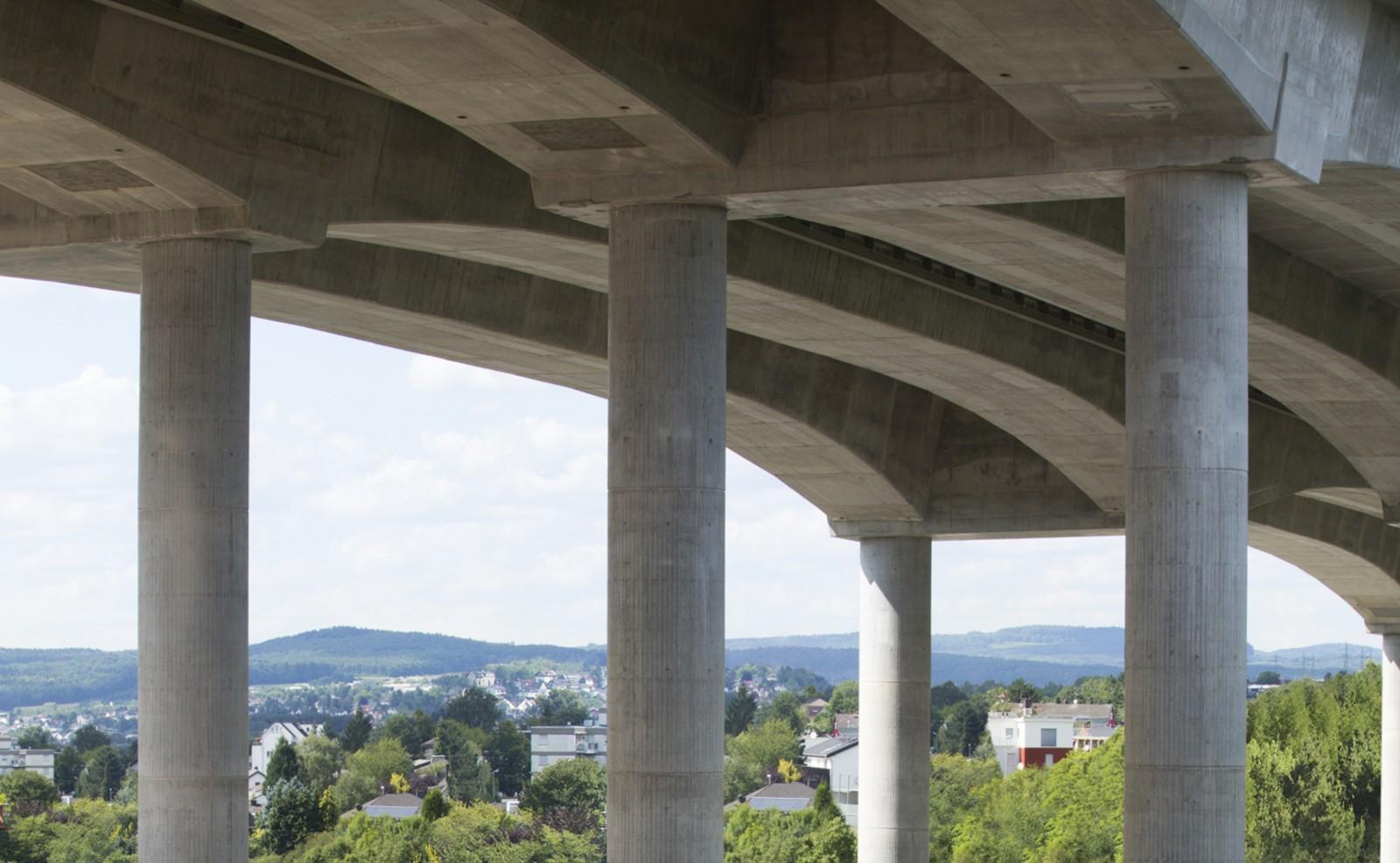 Limburg, Ersatzneubau Lahntalbrücke