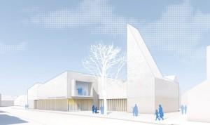 Wettbewerb Rathaus Tegernheim