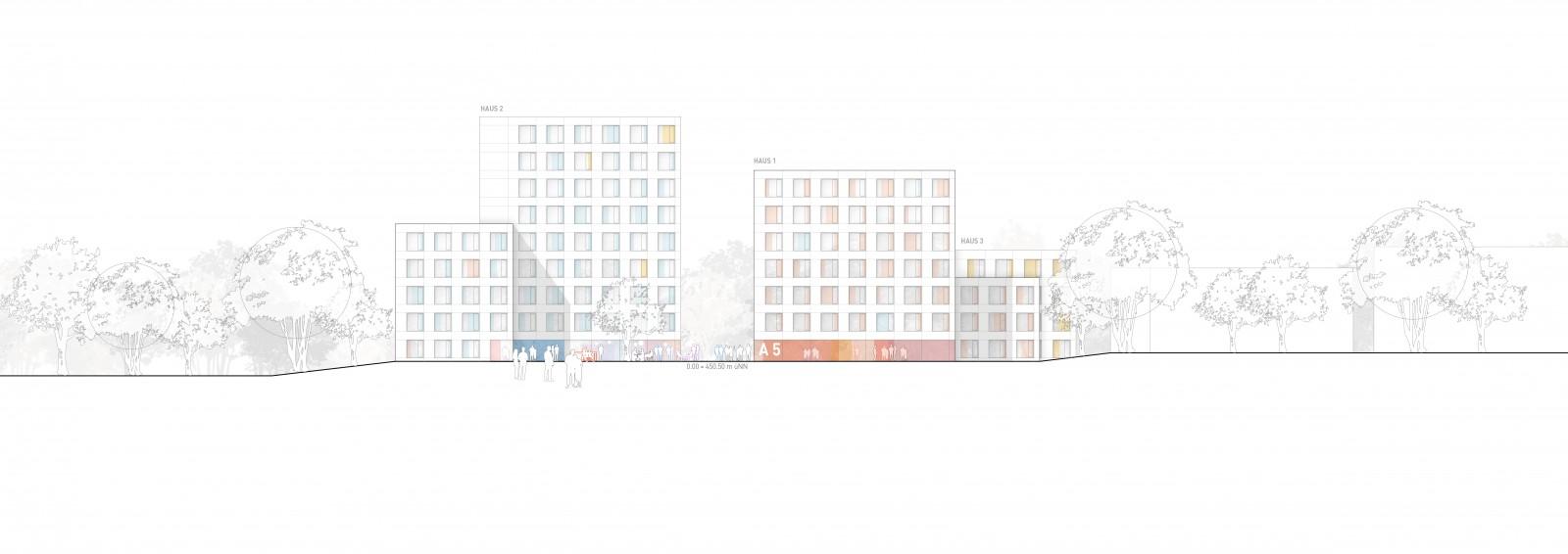 Stuttgart Wohnraum für Studierende Allmandring