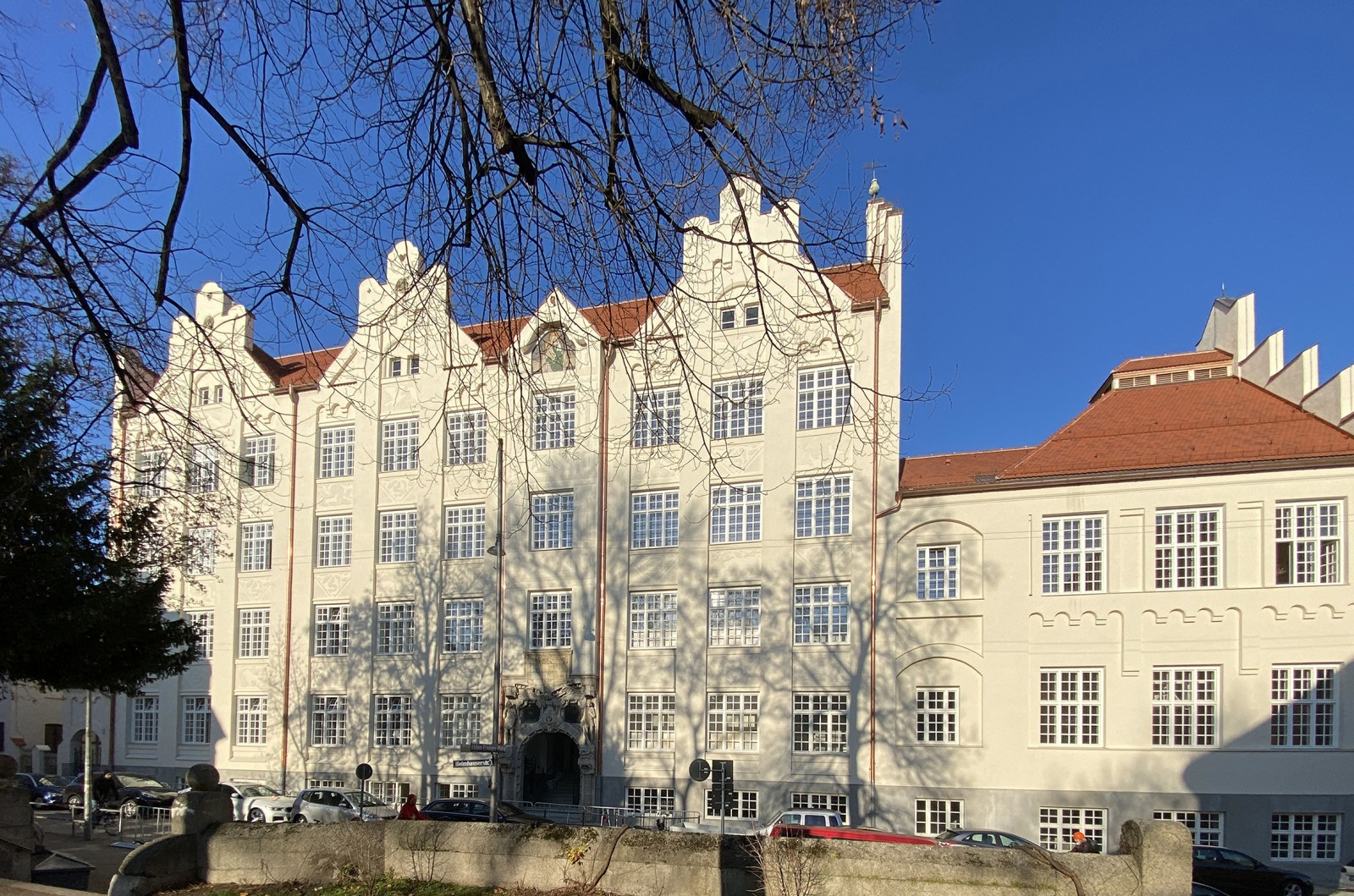 Grundschule Haimhauser Strasse