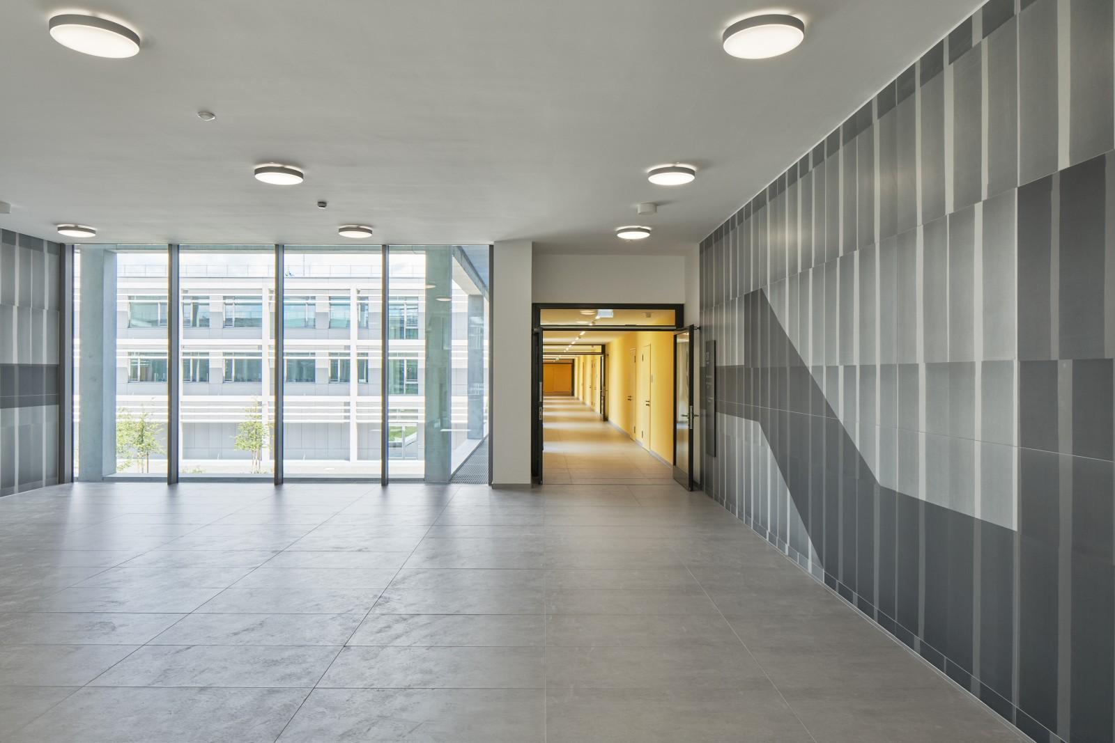 Lehrsaal- und Funktionsgebäude, GFK, Pöcking
